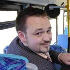 Dunedin Passenger Transport director Kayne Baas.