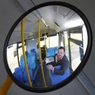 Dunedin Passenger Transport director Kayne Baas. Photo by Jane Dawber.