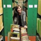 Dunedin Public Libraries head of marketing services Liz Knowles hopes Dunedin will become the...