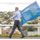 Dunedin's residential property market is in boom phase, leaving city estate agents, including...