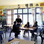 Dunedin's Sara Cohen School principal Raewyn Alexander discusses school repairs and a potential...