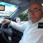 Dunedin Taxis director Murray Alcock says legislation changes to improve security for taxis...