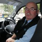 Dunedin Taxis director Murray Alcock, who is also the Otago spokesman for the New Zealand Taxi...