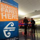 Dunedin travellers will soon have the opportunity of flying with Air NZ on $59 stand-by fares....