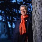 Dunedin writer Rachel Stedman. Photo by Gerard O'Brien.