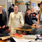 Entering the 10th iD International Emerging Designer Awards are Otago Polytechnic School of...