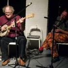 Eugene Chadbourne and Greg Malcolm.