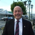 Everyone really does say hello when you are mayor of the Clutha District, as Bryan Cadogan has...