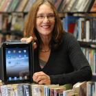 Excited about the Dunedin Public Library's creating a free ebook service is head of collections...