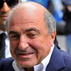 Exiled Russian tycoon Boris Berezovsky arrives at the High Court in London. REUTERS/Toby Melville