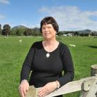 Festival of the Plain secretary Pam Mason at her  Mosgiel home. Photo by Linda Robertson.