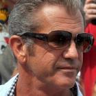 Firing back . . . Mel Gibson.