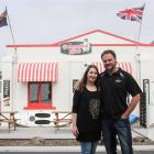 For Penguin's Nest owners Scott and Dee-Ann Fitzgerald the cafe has been just a first step....