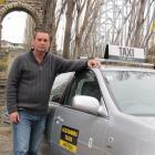 Former Clyde resident Mike McIvor has returned from Australia to set up Alexandra's new taxi...