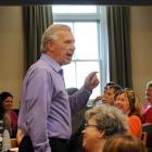 Former Department of Neighbourhoods director Jim Diers says Dunedin residents  should set the...