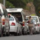 Frustrated taxi drivers hope they will not have to wait as long for their passenger endorsements...