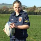 Georgia Mason, of the Chaslands, was awarded the Black Ferns player of the tournament over the...