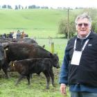 Gerald Hargreaves, with his wife Sue,  is the second generation to run the Kakahu Angus stud...