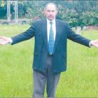 Gore District Council parks and reserves manager Ian Soper surveys the plot of land at Bannerman...