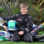 GP kart star Josh Bethune who will head to the United States in November to compete in the cadet...