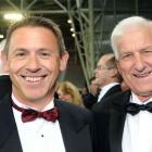 Graham Helm and John Hore, both of Dunedin.