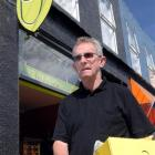 Green Acorn Cafe owner Ivan Brenssell, whose business' phone number is missing from the White...