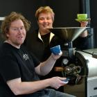 Grid Coffee Roastery and Espresso owners Gavin Mockford and Nicola van der Jagt will open their...