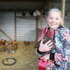 Hilderthorpe poultry breeder and fancier Serena O'Brien (11) has already garnered a wealth of...