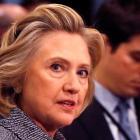 Hillary Clinton. Photo Reuters
