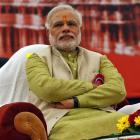 Hindu nationalist Narendra Modi, prime ministerial candidate for India's main opposition...