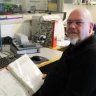 Hokonui Heritage Research Centre curator Bruce Cavanagh has a huge task ahead as he collates...