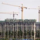Housing prices are falling in Beijing but not fast enough for most young people. Photo by Reuters.
