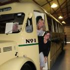 HW Richardson Group director Jocelyn O'Donnell (top) and Bill Richardson Transport World...