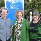 In recognition of their leadership qualities and achievement as academics  Otago Polytechnic has...