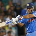 India captain Mahendra Singh Dhoni: 'In any international sport you have to be at your best. If...