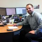 Invercargill accountant Troy Crosbie, aka professional wrestler ''Powerhouse'' T-Rex. PHOTOS:...