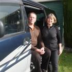 Invercargill couple Marco Groot and Lianne Kooiman, who want to be able to continue to freedom...