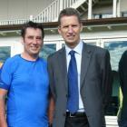 Ivan Pali, John Maguire, Richard Barker, and Keith Johnstone, all of Dunedin.