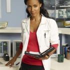 Jada Pinkett Smith stars as Christina Hawthorne, a recently widowed head nurse, in HawthoRNe.