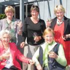 Jan Anderson, of Wanaka, Vicki McRae, of Glendhu Bay, A Rowley, of Lake Hawea, Sally Mackay, of...