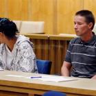 Jason Jones (pictured) and Maureen Iti at Hamilton High Court. Photo Sarah Ivey/New Zealand Herald