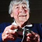 Joan Reynolds, who celebrated her 84th birthday yesterday, is a dab hand with an Xbox controller....