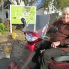John Beel (83) says his life improved ''immeasurably'' when he bought a motor scooter three years...