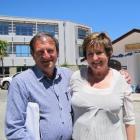 John Charrington and Pamela McBride are spearheading a project to establish a multimillion-dollar...