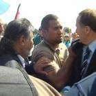 John Key on Waitangi Day 2009. Photo: TV ONE