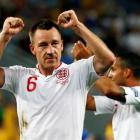 John Terry has retired from international football. REUTERS/Alessandro Bianchi/Files