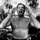 Johnny Weissmuller became famous as Tarzan. Photo supplied.