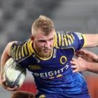 Josh Dickson was one of Otago's best players against Northland.