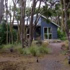 Joy and Charlie Pringle's house was sited to make the most of existing natives. Photo by Gillian...