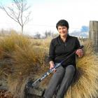 Judy Nelson, of Dalefield near Arrowtown, will compete at this year's Hockey Masters World Cup in...